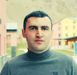 MAQSAD RAQAMOVCO-founderTAJIKISTAN